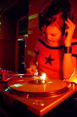 DJ Stefi in da houz