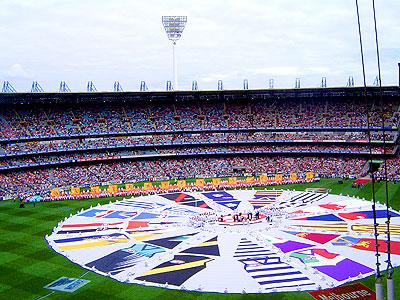 MCG M2006 performance at AFL grand final