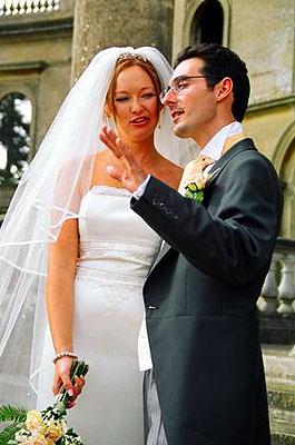 Mr and Mrs Caronna