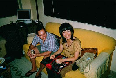 Gary and Ai